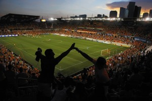 Columbus Crew v Houston Dynamo